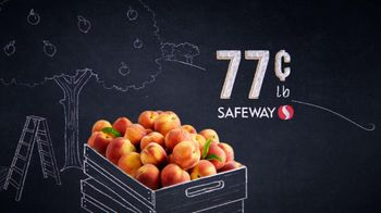 Safeway Deals of the Week TV Spot, 'Peaches, Tide and Yoplait'