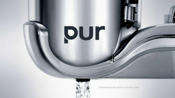 PUR Water Filtration Systems TV Spot For Pur - Thumbnail 6