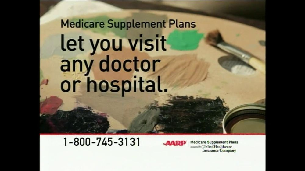 Aarp Medicare Supplement Plan >> UnitedHealthcareAARP Medicare Supplement Plans TV Commercial, 'We Can Help' - iSpot.tv