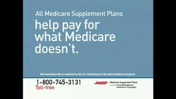 UnitedHealthcareAARP Medicare Supplement Plans TV Spot, \'We Can Help\'