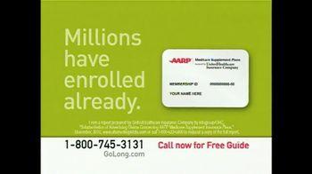 UnitedHealthcareAARP Medicare Supplement Plans TV Spot, 'We Can Help' - Thumbnail 9