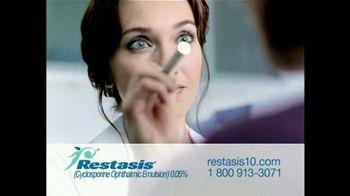 Restasis TV Spot, 'Tears'