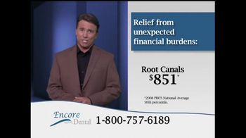 Encore Dental TV Spot For Dental Insurance