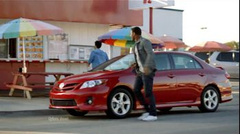 Toyota Corolla TV Spot, 'Food Rating' - Thumbnail 1