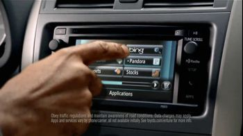 Toyota Corolla TV Spot, 'Food Rating' - Thumbnail 7