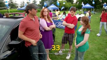Ford Summer Sales Event TV Spot, 'Fusion Technology' Featuring Mike Rowe - 268 commercial airings
