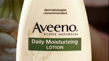 Aveeno Daily Moisturizing Lotion TV Spot, 'Healthy Skin for Life' - 229 commercial airings