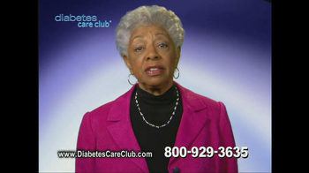 Diabetes Care Club Talking Meter TV Spot. 'Finger Stab'