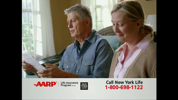AARP Healthcare Options TV Spot For Applying Is Easy