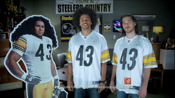 Head & Shoulders Living Flake-Free Featuring Troy Polamalu - Thumbnail 4