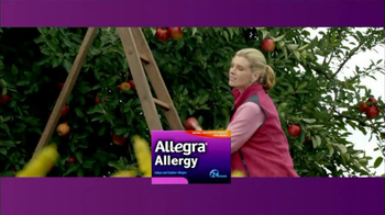Allegra Tv Commercial Before And After Ispot Tv