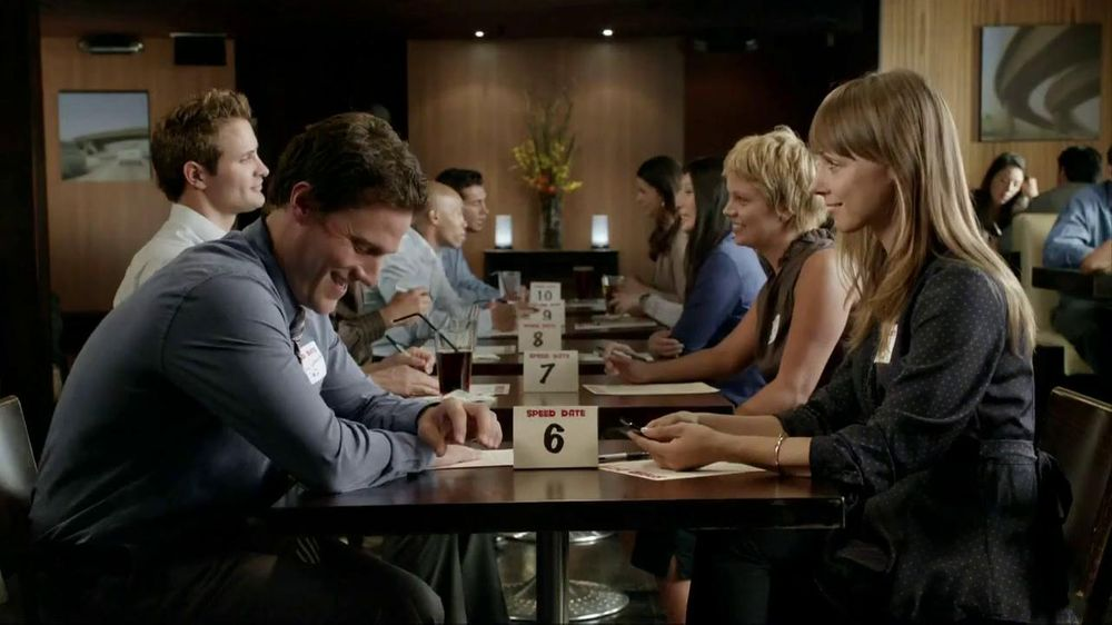 youtube speed dating commercial
