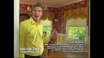 Empire Today TV Commercial For the Whole House Sale - iSpot.tv