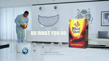 Wheat Thins TV Spot For Spicy Buffalo Featuring Tracy Morgan