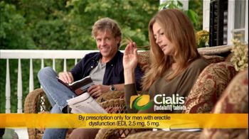 Cialis TV Spot, 'The Little Things'