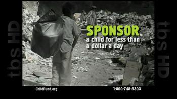 Child Fund Sponsor A Child TV Spot, 'Neighborhood' Featuring Alan Sader