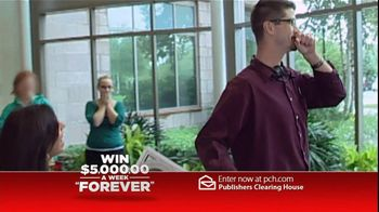 Publishers Clearinghouse TV Spot For $5,000 Forever Prize - Thumbnail 3