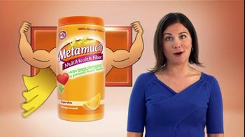 Metamucil TV Spot For Metamucil Super Fiber