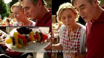 Pradaxa TV Spot, 'Picnic'