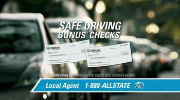 Allstate TV Spot For Safe Driving Bonus Checks - Thumbnail 5