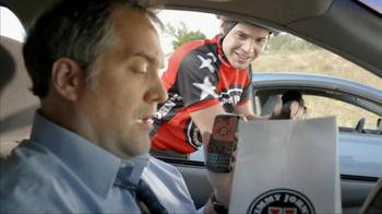 Jimmy John's TV Spot For Traffic Jam