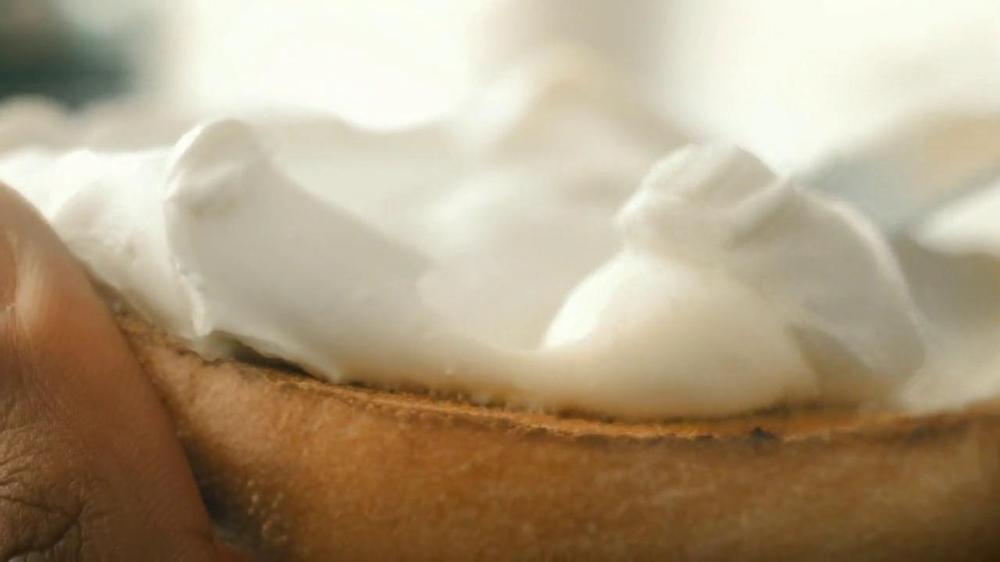 Phildelphia cream cheese interracial commerical