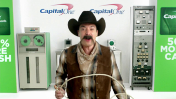 Capital One TV Spot, 'Accents' Featuring Jimmy Fallon