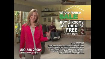 Empire Today TV Spot For Buy Two Rooms, Get House Free - Thumbnail 5