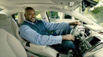 2012 Buick Lacrosse TV Spot, 'Stylish' Featuring Shaquille O'Neal
