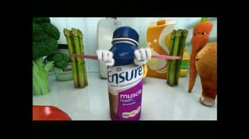 Ensure TV Spot For Ensure Muscle Health