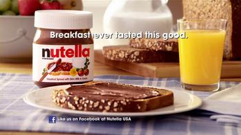 Nutella TV Spot, 'Breakfast Time'