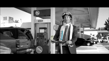 Chase Freeddom TV Spot, 'Cash Back At Gas Stations'
