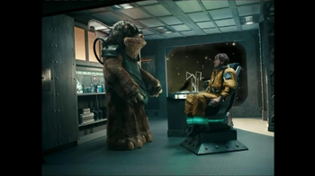 Fiber One TV Spot, 'Space Captain and Monster'
