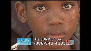 UNICEF/TAP Project TV Spot For UNICEF Featuring Alyssa Milano