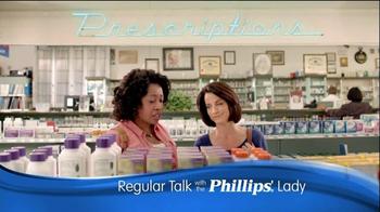 Phillips Relief TV Spot, 'Regular Talk' - 2310 commercial airings
