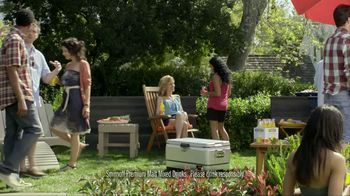 Smirnoff TV Spot For Signature Screwdriver With Cooler Bartender - Thumbnail 1