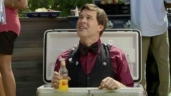 Smirnoff TV Spot For Signature Screwdriver With Cooler Bartender - Thumbnail 5