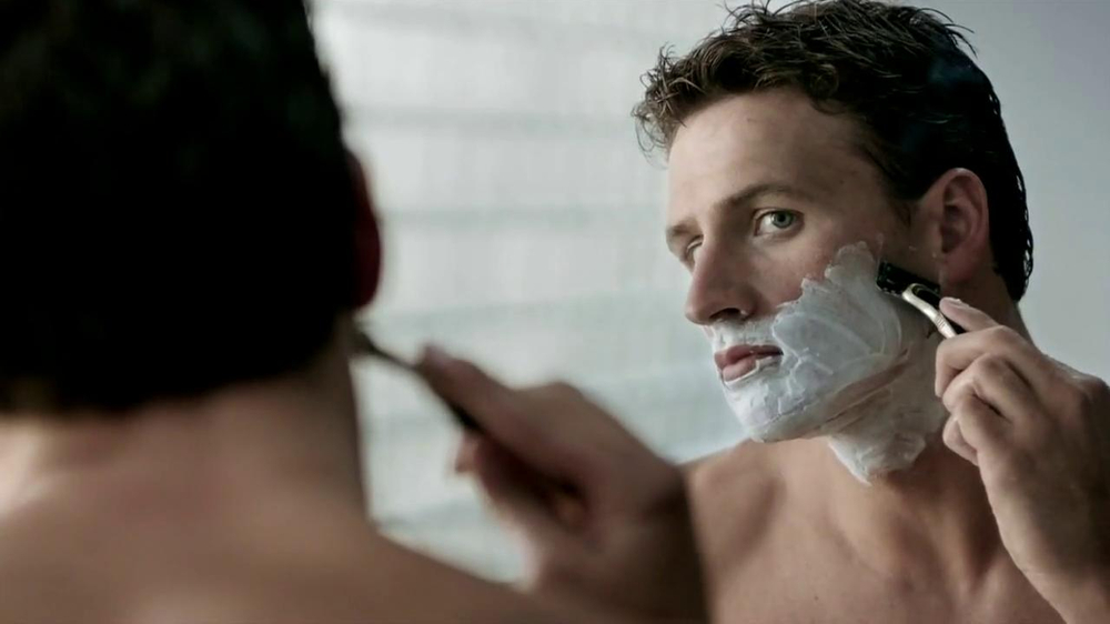 Gillette TV Commercial For Limited Edition Gilette Fusion ...