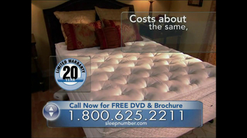 Sleep Number TV Spot For Shannon & Bryan Hanes - Thumbnail 6