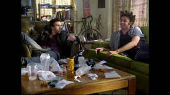 Jack in the Box TV Spot For Last Night's Party Food - Thumbnail 7