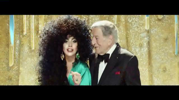 H&M TV Spot, 'Magical Holidays' Featuring Lady Gaga, Tony Bennett