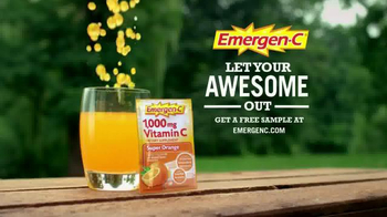 Emergen-C TV Spot, 'More Than Just Water' - 2911 commercial airings