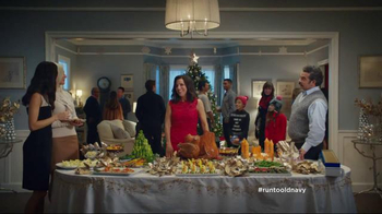 Old Navy TV Spot, 'Turpigen Interrupted' Featuring Julia Louis-Dreyfus