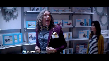 Radio Shack TV Spot, \'Toyland\' Featuring Weird Al Yankovic