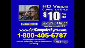 HD Vision Computer Eyes TV Spot - Thumbnail 10