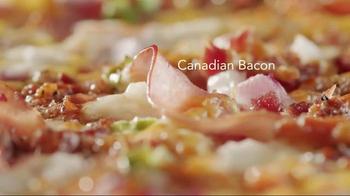 Papa Murphy's Bacon Bacon Bacon Pizza TV Spot, 'Three Times the Bacon'