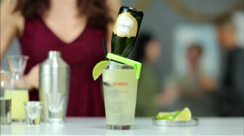 Korbel TV Spot, 'Food Network: Holiday Party Margarita'