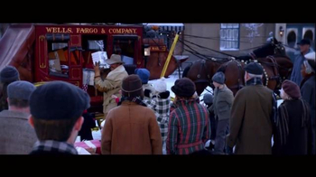 Wells Fargo TV Spot, 'The Stagecoach and the Snowmen' - Thumbnail 10