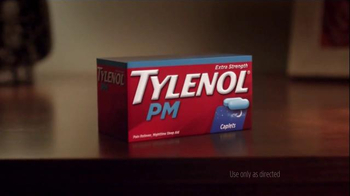 Tylenol PM TV Spot, 'Not Yourself' - Thumbnail 7