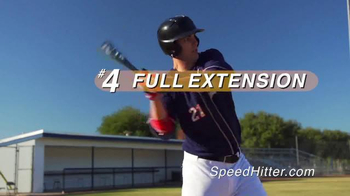Momentus Sports Speed Hitter TV Spot, 'Four Hitting Secrets'